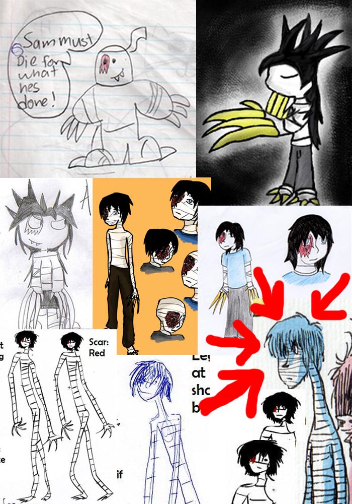 Character Evolution 1